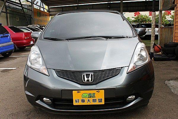 Honda 本田 FIT 1.5 鐵灰  照片2