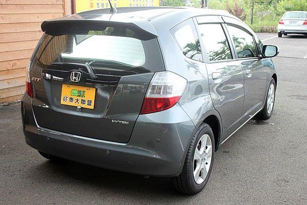 Honda 本田 FIT 1.5 鐵灰  照片9