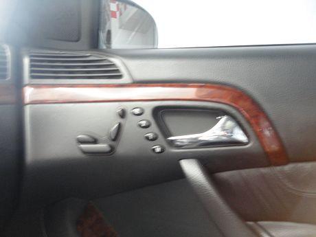 Benz 賓士S320L 照片7