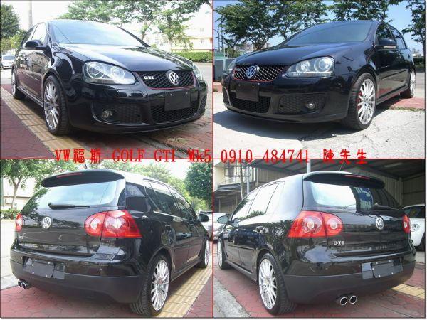 VW福斯  GOLF GTI 5門款 照片2
