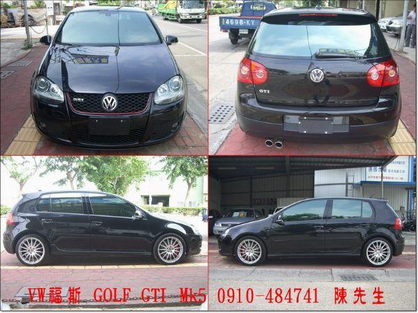VW福斯  GOLF GTI 5門款 照片4