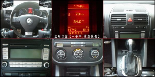 VW福斯  GOLF GTI 5門款 照片7