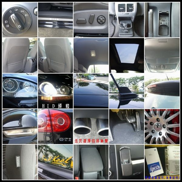 VW福斯  GOLF GTI 5門款 照片10
