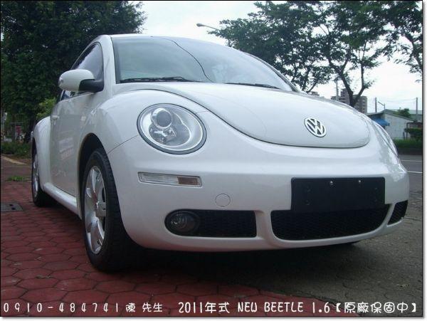 2011年式 VW NEW BEETLE 照片1