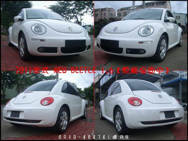 2011年式 VW NEW BEETLE 照片2