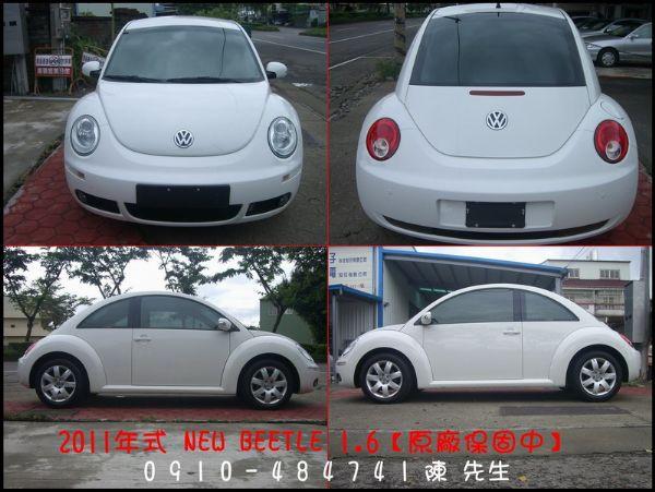 2011年式 VW NEW BEETLE 照片4