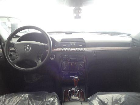 Benz 賓士 S-Class S320 照片2
