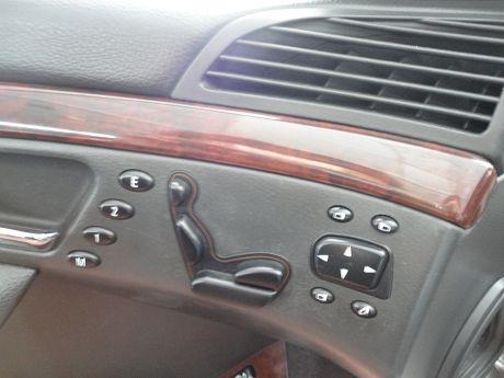 Benz 賓士 S-Class S320 照片4