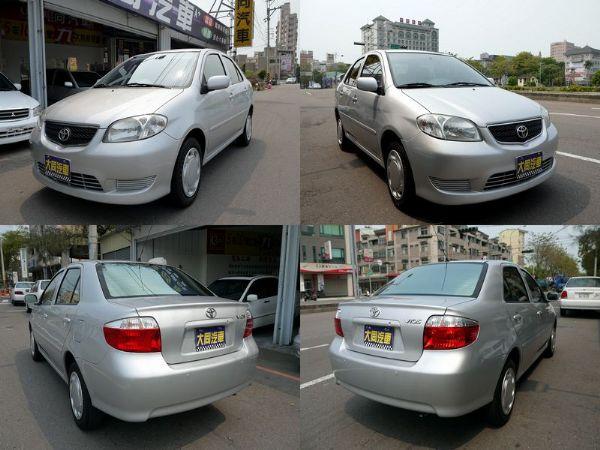 ★保證實車實價★04豐田VIOS1.5 照片2