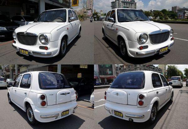 ★保證實車實價★01 Verita1.3 照片2
