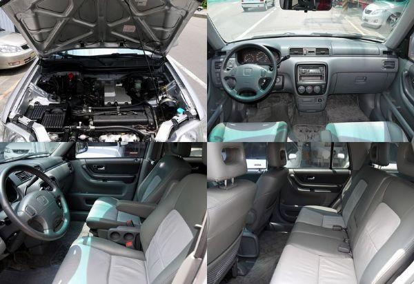 ★保證實車實價★02 本田CRV 2.0 照片3