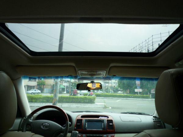 05年!! G版 椅背電視銀幕 天窗  照片3