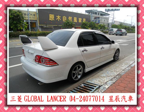 三菱 GLOBAL LANCER  照片2