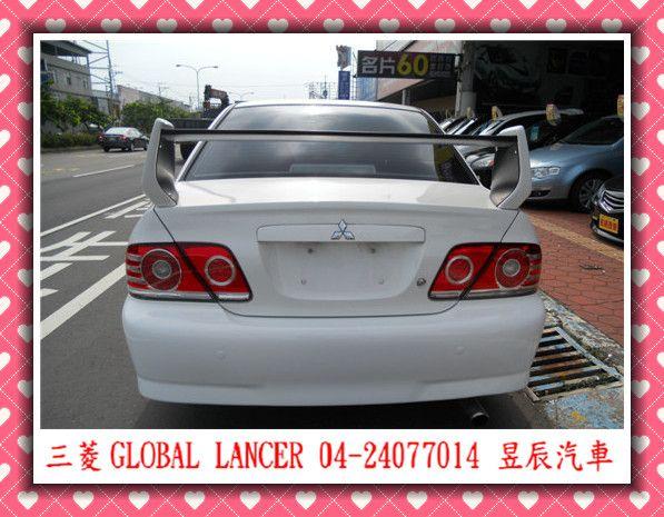 三菱 GLOBAL LANCER  照片4