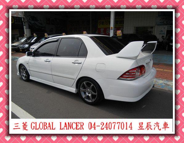 三菱 GLOBAL LANCER  照片6