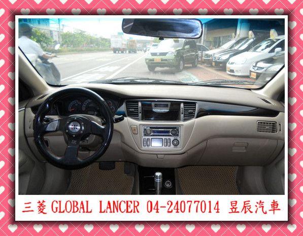 三菱 GLOBAL LANCER  照片7