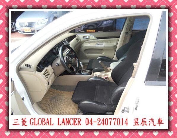 三菱 GLOBAL LANCER  照片10