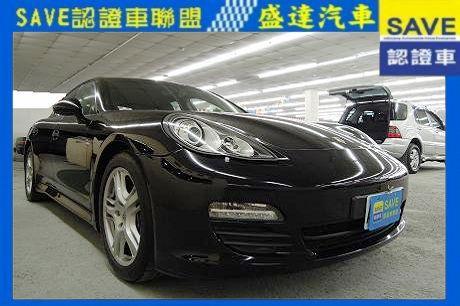 Porsche 保時捷 Panamera 照片1