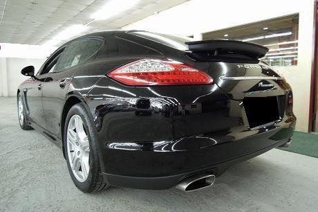 Porsche 保時捷 Panamera 照片10
