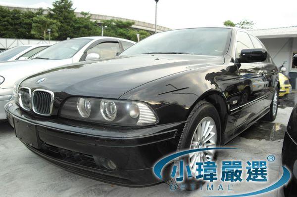 ★小瑋嚴選☆2000 BMW 525i 照片1