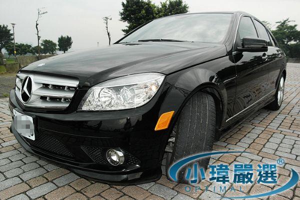 ★小瑋嚴選☆10 Benz C300黑 照片1
