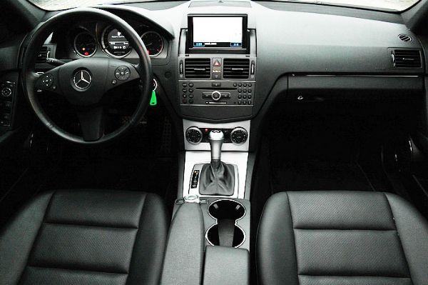 ★小瑋嚴選☆10 Benz C300黑 照片3