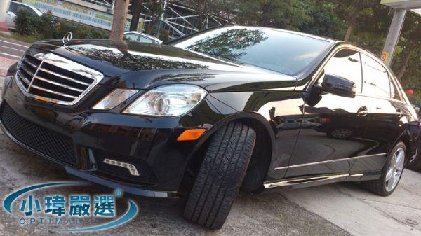 ★小瑋嚴選☆2011 Benz E350 照片1