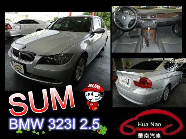 BMW 寶馬 323I 銀 2.5 照片1