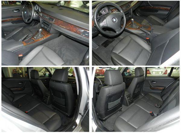 BMW 寶馬 323I 銀 2.5 照片3