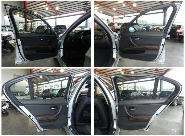 BMW 寶馬 323I 銀 2.5 照片4