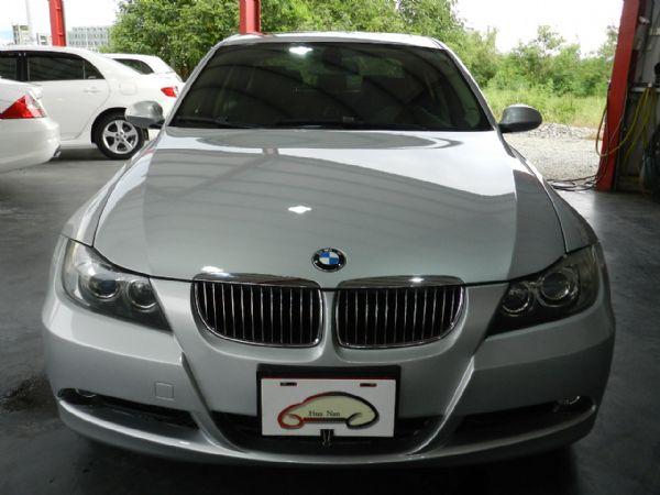 BMW 寶馬 323I 銀 2.5 照片8