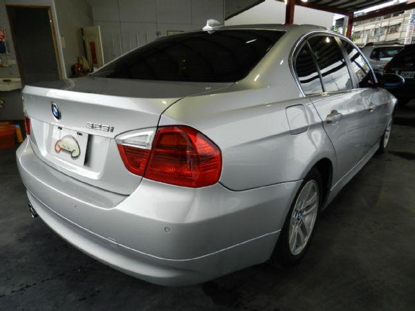BMW 寶馬 323I 銀 2.5 照片9