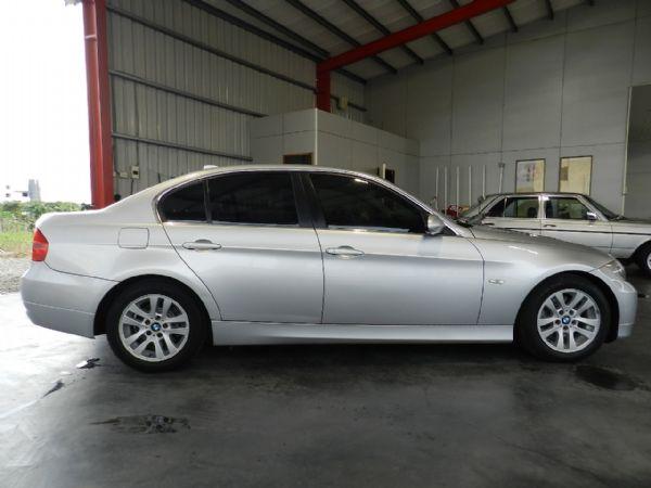 BMW 寶馬 323I 銀 2.5 照片10