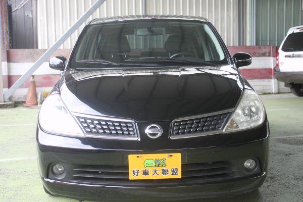 Nissan Tiida 1.8 黑 照片2