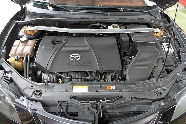 Mazda 馬自達 M3 2.0s 4D 照片7