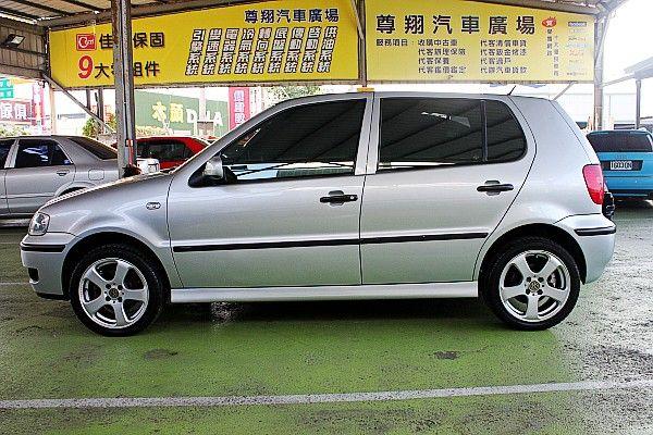 福斯 VW POLO 1.4 5D 手排 照片7
