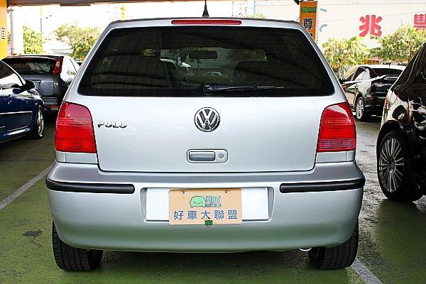 福斯 VW POLO 1.4 5D 手排 照片8
