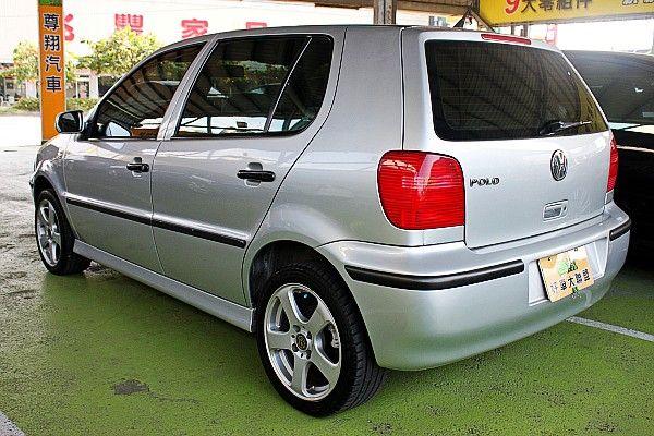 福斯 VW POLO 1.4 5D 手排 照片9