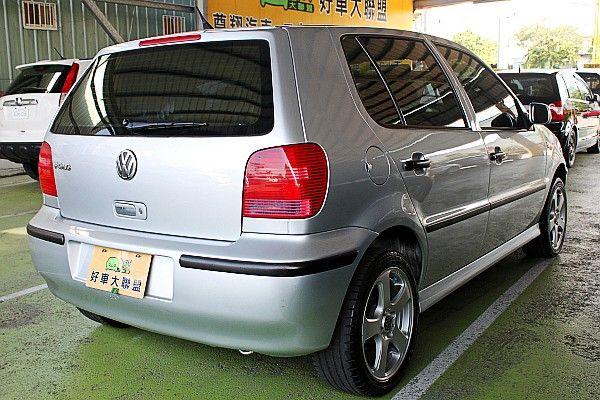 福斯 VW POLO 1.4 5D 手排 照片10