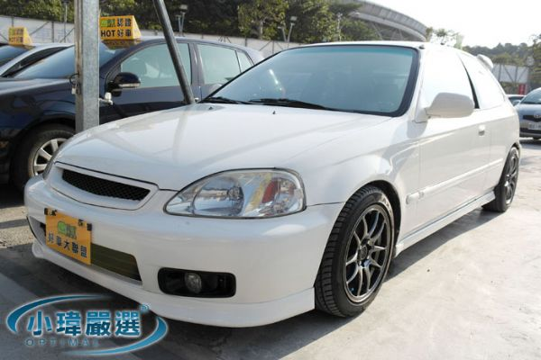 ★小瑋嚴選☆2000 Honda K8 照片1