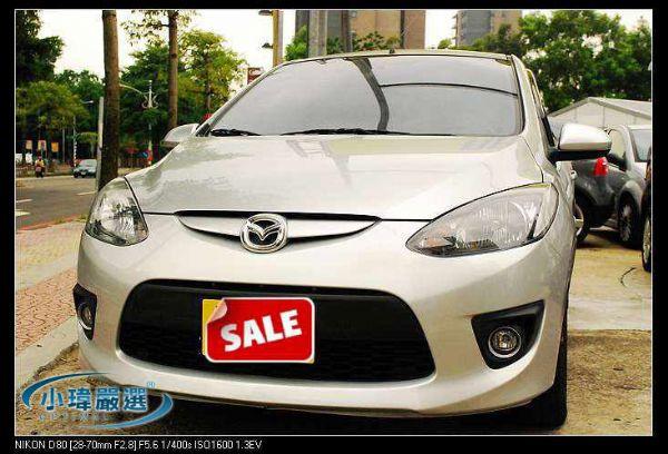 ★小瑋嚴選☆08 Mazda 2 照片1