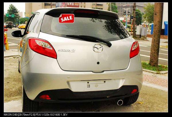 ★小瑋嚴選☆08 Mazda 2 照片2