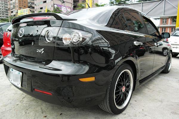 ★小瑋嚴選☆08 Mazda 3 照片2