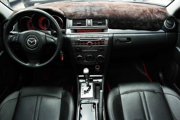 ★小瑋嚴選☆08 Mazda 3 照片3