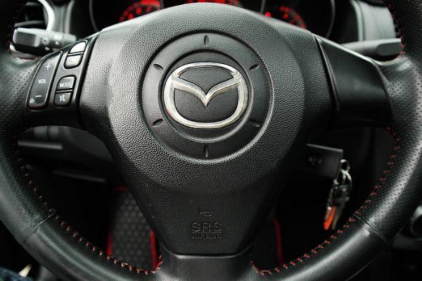 ★小瑋嚴選☆08 Mazda 3 照片4