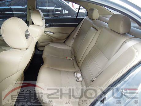 2008 本田 Civic K12  照片4