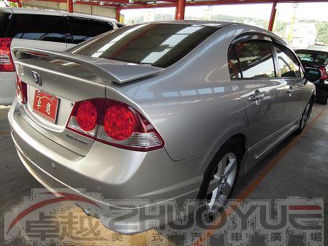 2008 本田 Civic K12  照片10