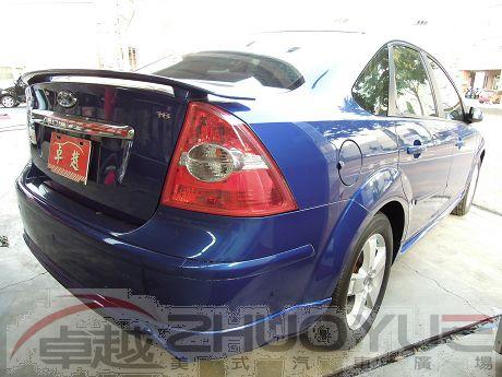 2007 福特 Focus 1.8  照片10