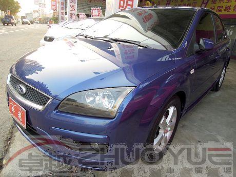 2007 福特 Focus 1.8  照片1