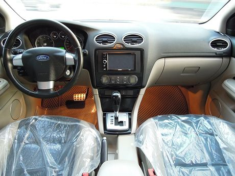 2007 Ford 福特 Focus  照片2